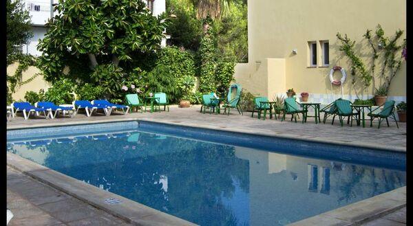 Holidays at Valencia Hostal in San Antonio, Ibiza