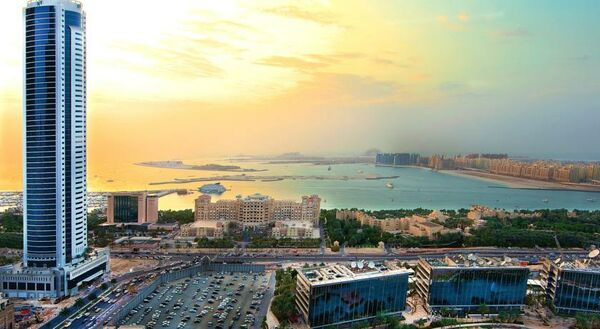 Holidays at Tamani Marina Hotel in Palm Island Jumeirah, Dubai