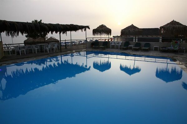 Holidays at Sandy Beach Hotel in Kavros, Crete