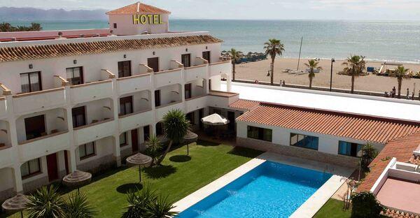 Holidays at Tarik Hotel in Torremolinos, Costa del Sol