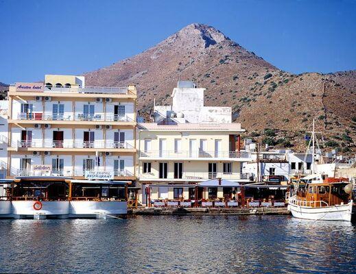 Holidays at Aristea Hotel in Elounda, Crete
