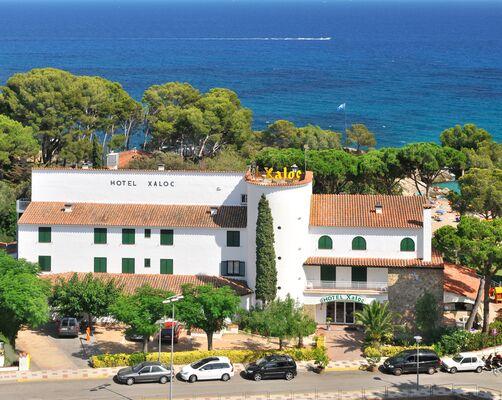 Holidays at GHT Xaloc Hotel in Platja d'Aro, Costa Brava