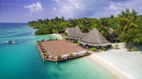 Holidays at Adaaran Select Hudhuranfushi Hotel in Maldives, Maldives