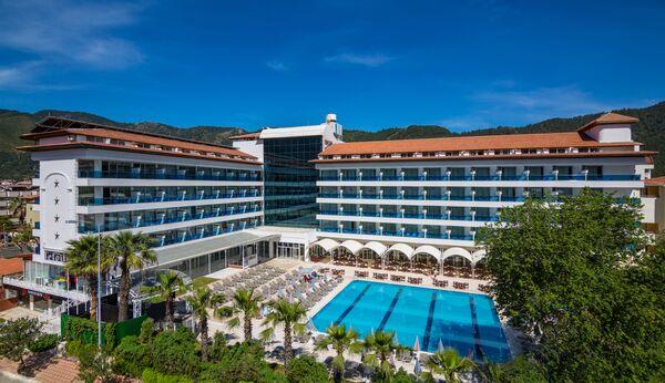 Holidays at L' Etoile Beach Hotel in Icmeler, Dalaman Region