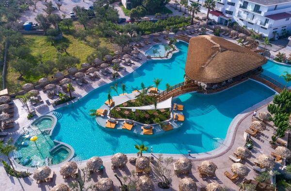 Holidays at Letsos Hotel and Apartments in Alykanas, Zante