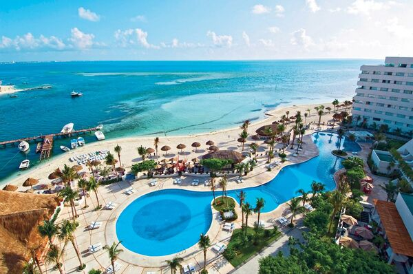Holidays at Grand Oasis Palm Hotel in Cancun, Mexico