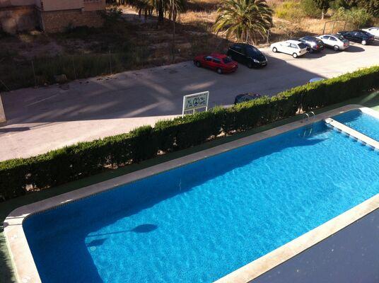 Holidays at Mariscal IV and V Apartments in Benidorm, Costa Blanca