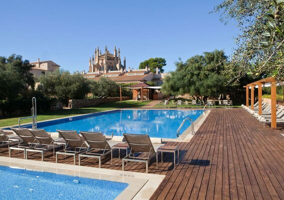 Holidays at Hotel Sa Torre Mallorca in Lluchmajor, Majorca