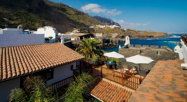 Holidays at Garahotel in Garachico, Tenerife