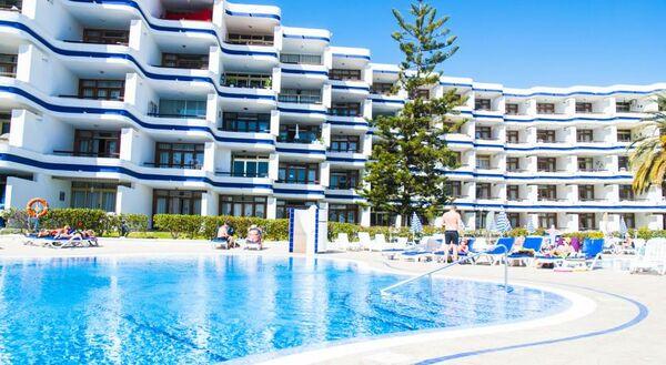 Holidays at Tamaran Apartments in Playa del Ingles, Gran Canaria