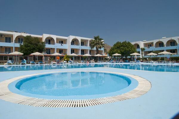 Holidays at Lardos Bay Hotel in Lardos, Rhodes