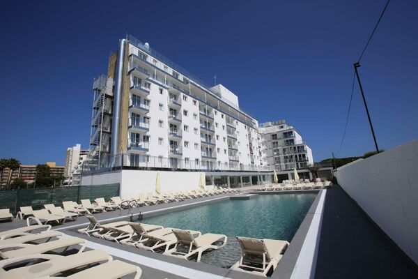 Holidays at Europa Splash and Spa in Malgrat de Mar, Costa Brava
