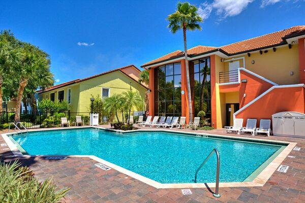 Holidays at Legacy Vacation Club Lake Buena Vista Villas in Lake Buena Vista, Florida