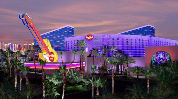 Holidays at Hard Rock Hotel & Casino in Las Vegas, Nevada