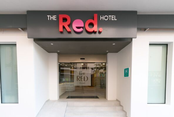 Holidays at Red Hotel By Ibiza Feeling - Adults Only in San Antonio, Ibiza