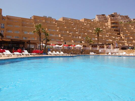 Holidays at Suites Puerto Marina Aquapark Hotel in Mojacar, Costa de Almeria