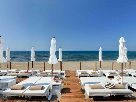 Holidays at Fuerte Marbella Hotel in Marbella, Costa del Sol