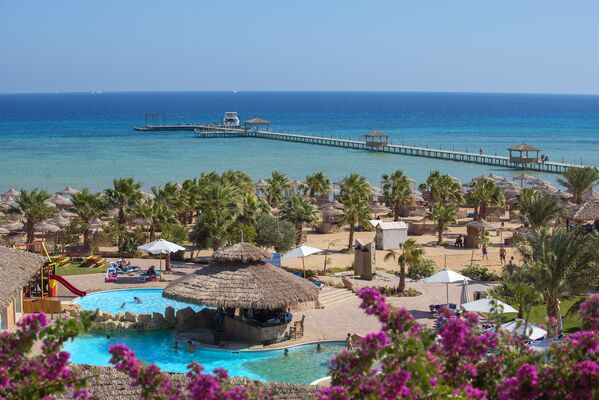 Holidays at Albatros Beach Club in Soma Bay, Egypt
