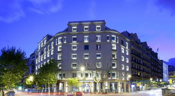 Holidays at Barcelona Center Hotel in Eixample, Barcelona
