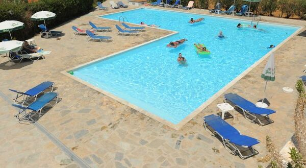 Holidays at Oasis Beach Hotel - Adults Only in Anissaras, Hersonissos