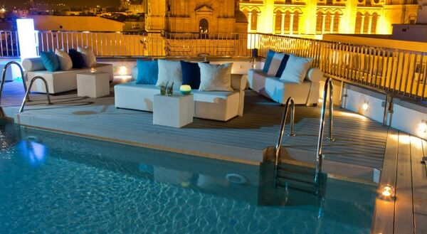 Holidays at Molina Lario Hotel in Malaga, Costa del Sol