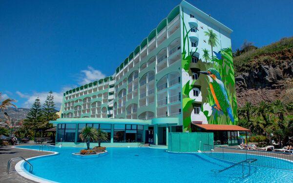 Holidays at Pestana Bay Ocean Hotel in Funchal, Madeira