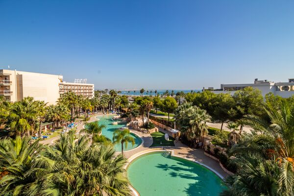 Holidays at Palas Pineda Hotel in La Pineda, Costa Dorada