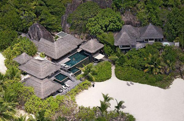 Holidays at Constance Lemuria Resort Hotel in Praslin, Seychelles