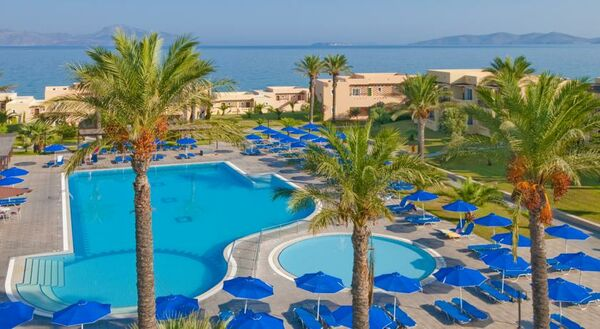 Holidays at Horizon Beach Hotel in Mastihari, Kos