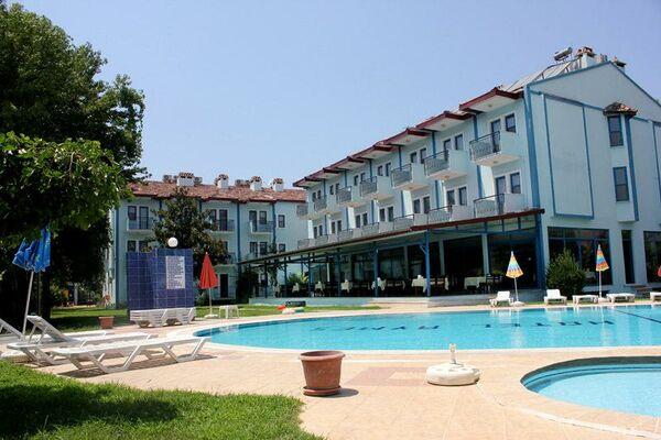 Holidays at Aymes Hotel in Calis Beach, Dalaman Region