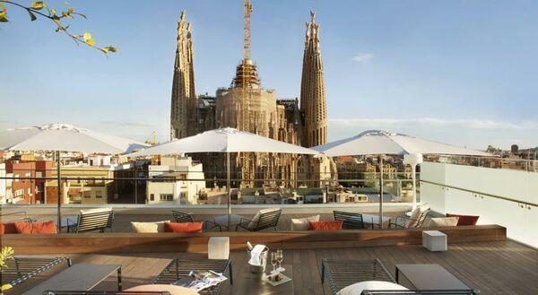 Holidays at Ayre Hotel Rosellon in Sagrada Familia, Barcelona