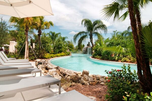 Holidays at Hilton Orlando Hotel in Orlando International Drive, Florida