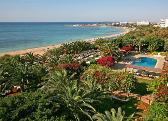 Holidays at Alion Beach Hotel in Ayia Napa, Cyprus