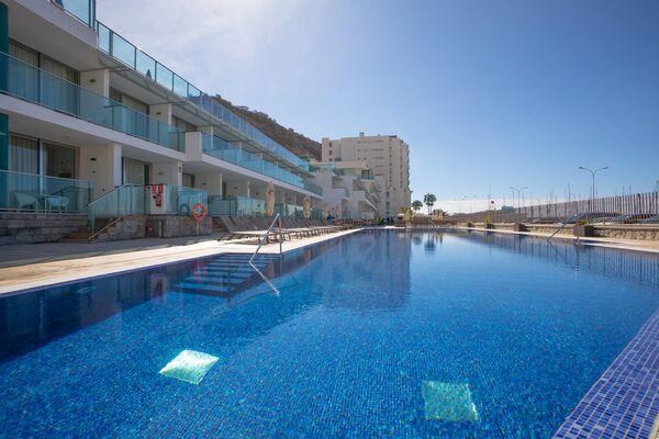 Holidays at Morasol Suites Apartments in Puerto Rico, Gran Canaria