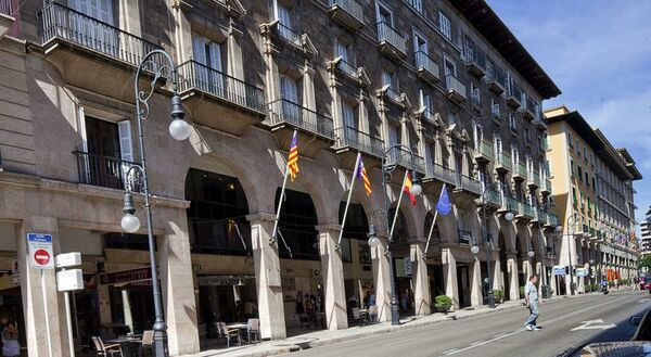 Holidays at Almudaina Hotel in Palma de Majorca, Majorca