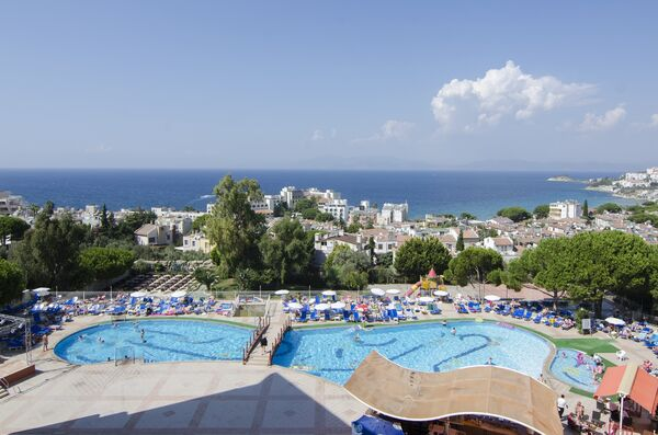 Holidays at Sea Pearl Hotel in Kusadasi, Bodrum Region