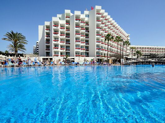 Holidays at Troya Hotel in Playa de las Americas, Tenerife