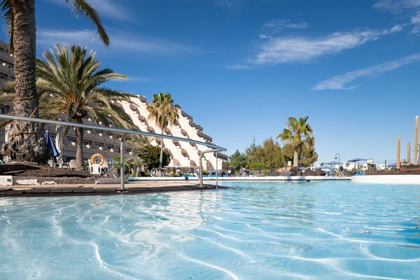 Holidays at Grand Teguise Playa Hotel in Costa Teguise, Lanzarote