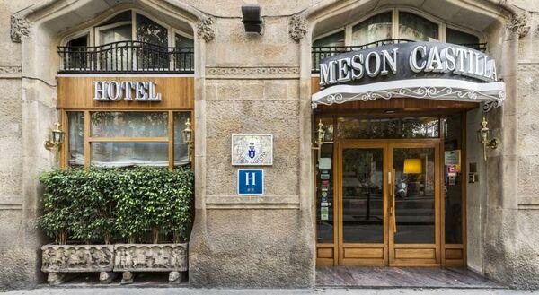 Holidays at Meson Castilla Atiram Hotel in Gothic Quarter, Barcelona