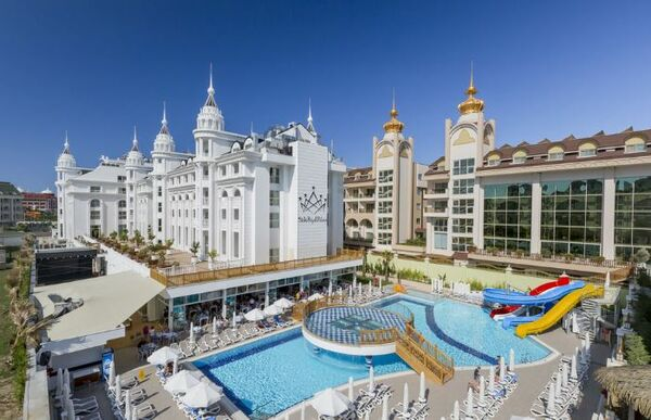 Holidays at Side Royal Palace Hotel and Spa in Side, Antalya Region