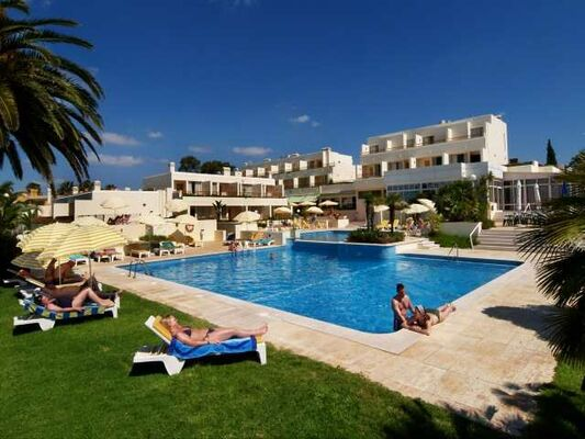 Holidays at Baia Cristal Beach and Spa Resort in Carvoeiro, Algarve