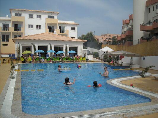 Holidays at Palmeiras Santa Eulalia Apartments in Albufeira, Algarve