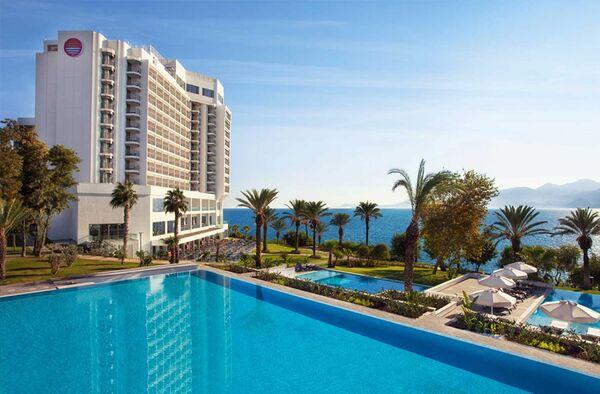 Holidays at Akra Hotel and Akra V Resort Hotel in Antalya, Antalya Region