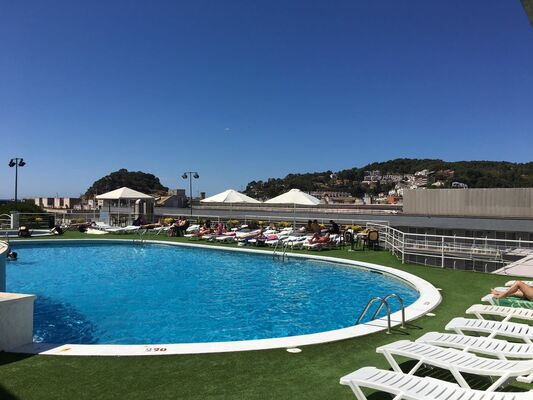 Holidays at Don Juan Tossa Hotel in Tossa de Mar, Costa Brava