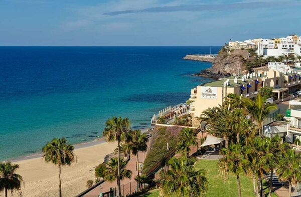 Holidays at XQ El Palacete Hotel in Jandia, Fuerteventura