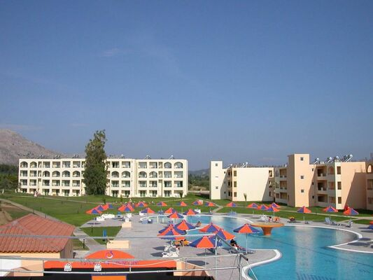 Holidays at Eden Village Myrina Beach in Kolymbia, Rhodes