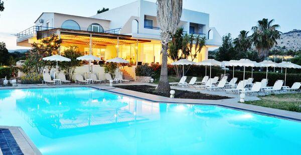 Holidays at Olive Garden Hotel in Lardos, Rhodes