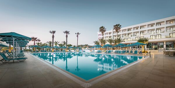 Holidays at Mitsis Faliraki Beach Hotel in Faliraki, Rhodes