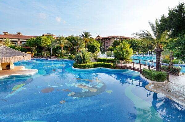 Holidays at Gloria Golf Resort Hotel in Belek, Antalya Region