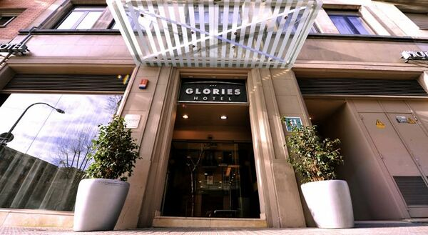 Holidays at Glories Hotel in Eixample, Barcelona